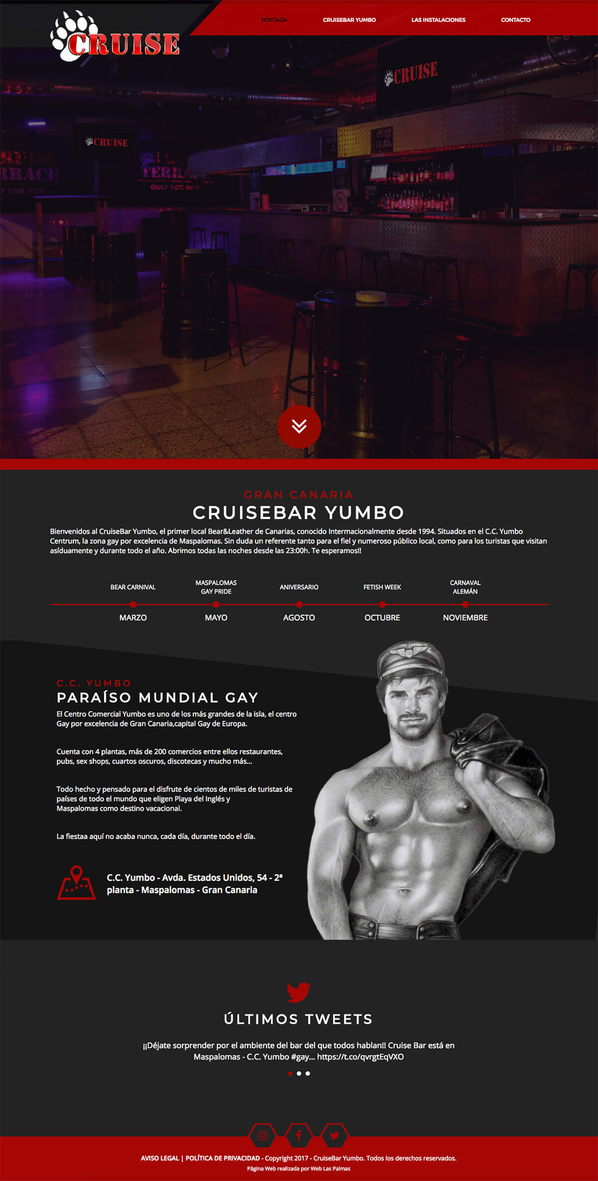 Cruise Bar Yumbo 1